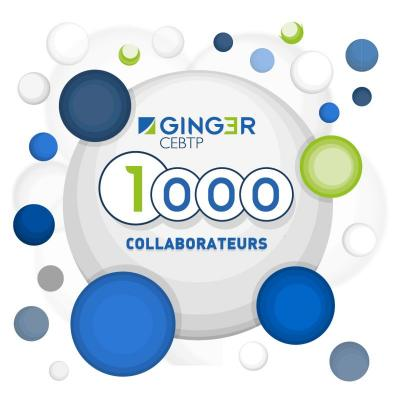 1000 collaborateurs